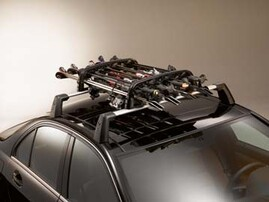 Багажник на крышу для Mercedes С-Class W204