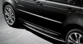Боковые защитные дуги для Range Rover Sport