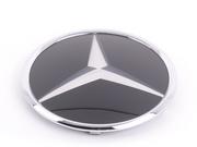 Эмблема дистроника в решетку радиатора Mercedes