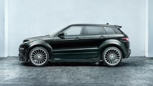 Пороги Hamann для Range Rover Evoque