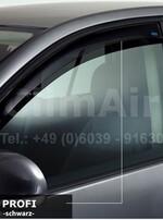 Дефлекторы на окна для Mercedes E-Class W212