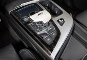 Карбоновая крышка консоли КПП ABT для Audi Q7 4M