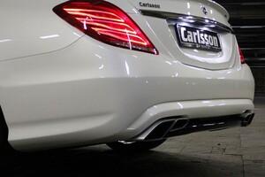Задний бампер Carlsson для Mercedes S400 S500 W222