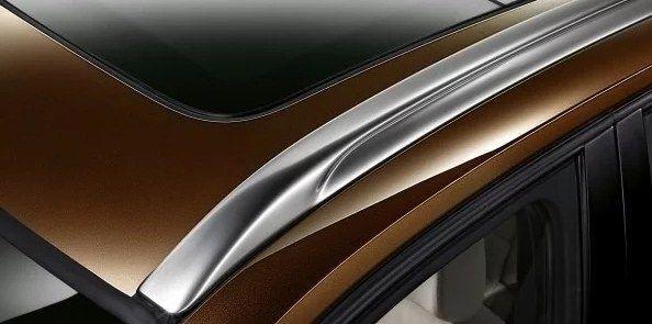 Рейлинги на крышу для BMW X4 F26
