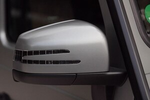 Рестайлинговые зеркала для Mercedes G-Class W463
