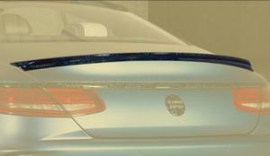 Спойлер Mansory для Mercedes S-Class Coupe
