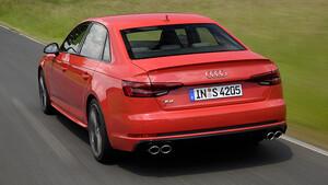 Диффузор S4 для Audi A4 B9