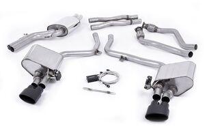 Выпускная система Milltek для Audi S5 B8