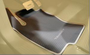 Велюровые коврики Mansory для Mercedes