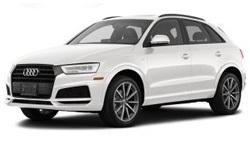 Тюнинг Audi Q3/SQ3/RSQ3 8U с 2012