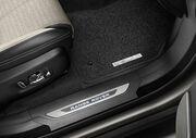 Велюровые коврики для Range Rover Velar