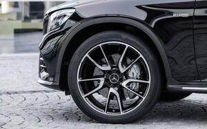 21'' Литой диск AMG для Mercedes GLC X/C253
