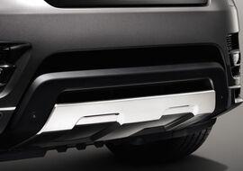 Накладка переднего бампера для Range Rover Sport