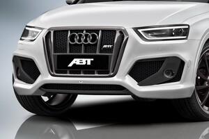 Решетка радиатора ABT для Audi Q3