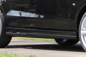 Пороги Carlsson для Mercedes ML W166