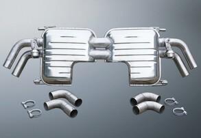 Выхлопная система ABT для Audi R8 420 - 423
