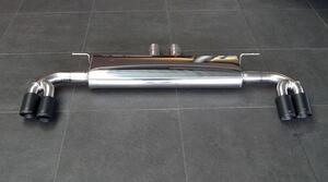 Глушитель Hamann для BMW X5 F15/X6 F16