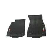 Передние резиновые коврики S6 для Audi A6 C8