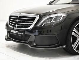 Передний бампер Brabus для Mercedes S-Class W222