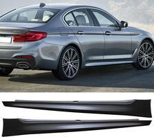 Пороги М-стиль для BMW G30 5-серия