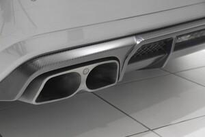 Выхлопная система Brabus для Mercedes SL63 AMG R231