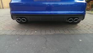 Диффузор S3 для Audi A3 8V