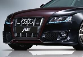 Передний бампер ABT для Audi A5 8T