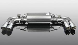 Глушитель AC Schnitzer для BMW G30 5-серия