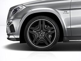 21'' Литой диск AMG для Mercedes GL X166