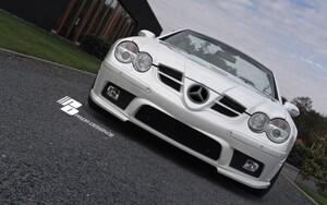 Капот Prior Design Warrior для Mercedes SL R230