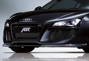 Передний бампер ABT для Audi R8 420 - 423