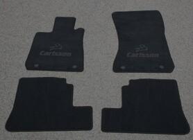 Велюровые коврики Carlsson для Mercedes ML GL