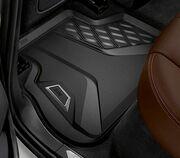 Задние всепогодные высокие коврики для BMW X5 G05