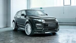 Передний бампер Hamann для Range Rover Evoque