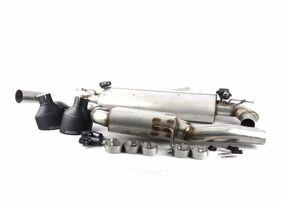 Выхлопная система Milltek для Audi TT RS