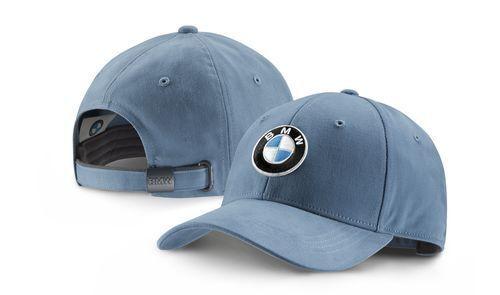 Бейсболка BMW Steel Blue