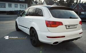 Задний бампер Prior Design для Audi Q7 7L