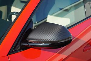 Карбоновые накладки зеркал Novitec для Lamborghini Urus
