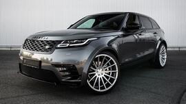 Расширители арок Hamann для Range Rover Velar