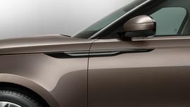 Карбоновые накладки на воздуховоды для Range Rover Velar