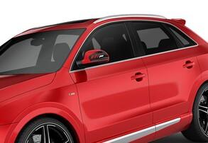 Накладки на зеркала ABT для Audi Q3 8U