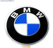 Эмблема BMW на самоклеющейся основе