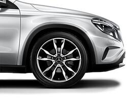 19'' Литой диск для Mercedes GLA X156