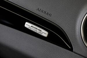 Шильдик AMG Edition 507