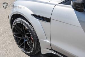Вставки в передние крылья Lumma для Jaguar F-Pace
