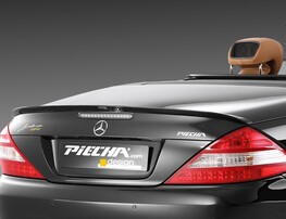 Спойлер Piecha Design для Mercedes SL R230