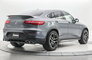 Спойлер GLC63 AMG для Mercedes GLC Coupe C253