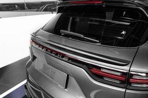 Нижний спойлер Techart для Porsche Cayenne E3