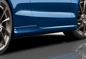 Пороги ABT для Audi A5