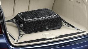 Напольная сетка в багажник BMW